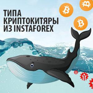 Криптокитяры из Instaforex